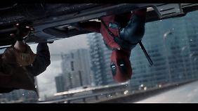 """""""Deadpool"""" im Kino: Marvel-Verfilmung bietet Action und jede Menge Sprüche"""