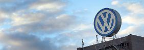"""""""Offene Fragen"""" zum Abgasskandal: VW muss Hauptversammlung verschieben"""