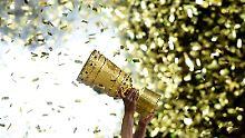 Hertha will nun endlich den Pokal holen.