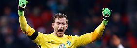 Per Pokalfight ins Halbfinale: Bremen nutzt Bayers Viertelfinalfluch eiskalt