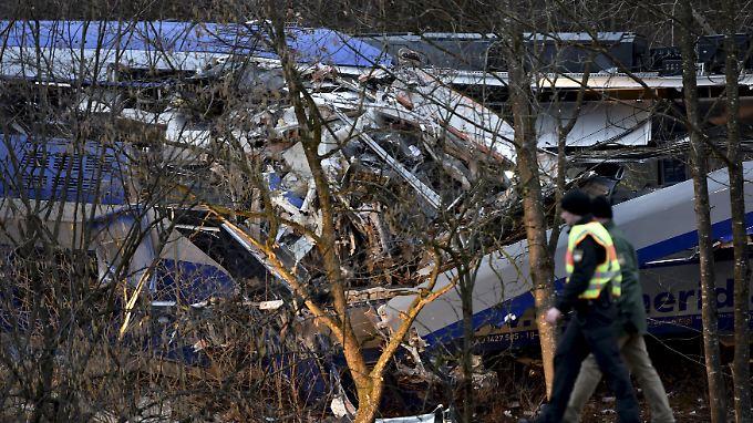 Laut Bahn war das technische Sicherungssystem in einwandfreiem Zustand.