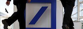 Aktienkurs reagiert positiv: Erwägt Deutsche Bank Anleihen-Rückkauf?