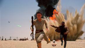 """Rekordergebnis dank """"Star Wars"""": Sternenkrieger machen Disney zur stärksten Marke der Welt"""