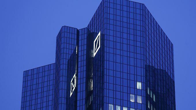 Der Deutschen Bank droht eine Steuernachzahlung von 129 Millionen Euro.