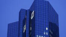 """""""Atmosphärische Störungen"""": Deutsche Bank sucht Geldwäsche-Bekämpfer"""