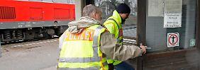Nach Zugunglück in Oberbayern: Bericht: Fahrdienstleiter steht im Fokus
