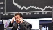 Wall Street baut Verlust aus: Problem-Cocktail kostet Dax die 10.000