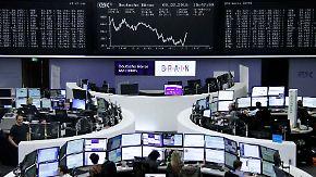 Dax-Erholung nicht garantiert: Experten raten Anlegern zur Vorsicht