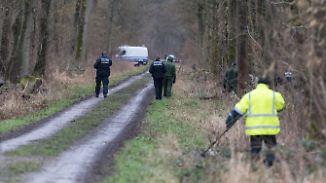 Gewaltverbrechen nahe Kehl: Spaziergänger macht grausigen Fund