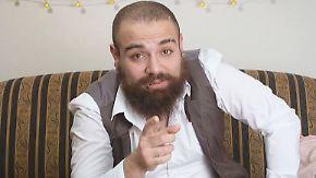 Vom Flüchtling zum Youtube-Star: Firas al-Shater erklärt, wie Deutsche ticken