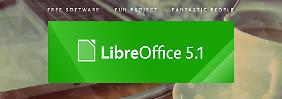 Kostenloser Microsoft-Konkurrent: LibreOffice 5.1 macht vieles einfacher