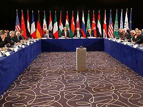 Die Syrien-Kontaktgruppe tagt am Abend in München - immerhin wird geredet, würden Optimisten sagen.