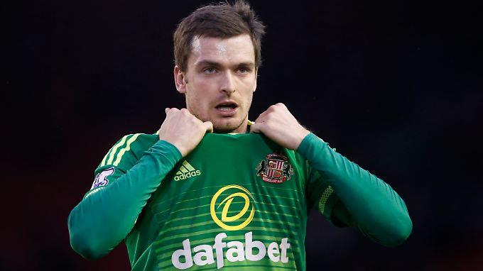 Adam Johnson ist nach dem Geständnis im Sex-Skandal seinen Job beim AFC Sunderland los.
