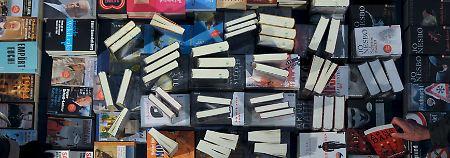 Syrien, Knast und Bakterien: Lesestoff, der schlauer macht