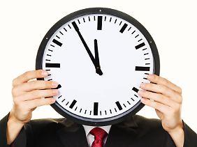 Insbesondere wer durch eine Abmahnung zuvor gewarnt war, sollte auf Pünktlichkeit achten.