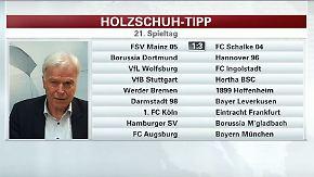 """Holzschuh tippt den Spieltag: """"Die Bayern sind alles andere als formstark"""""""