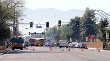 Tragödie an Highschool in Arizona: Zwei Mädchen sterben nach Schüssen