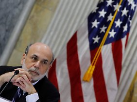Wählt seine Worte mit Bedacht: Notenbank-Chef Ben Bernanke.