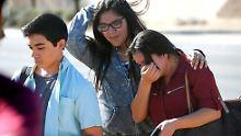 Tod zweier Highschool-Mädchen: Polizei findet einen Abschiedsbrief