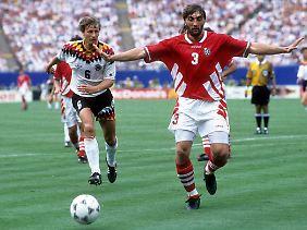 Trifon Iwanow bestritt 76 Länderspiele für Bulgarien - auch jenes legendäre bei der WM 1994 gegen Deutschland.
