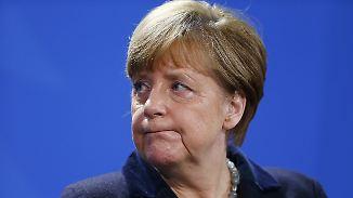 Kritik aus Frankreich: Merkel in der Flüchtlingspolitik zunehmend isoliert
