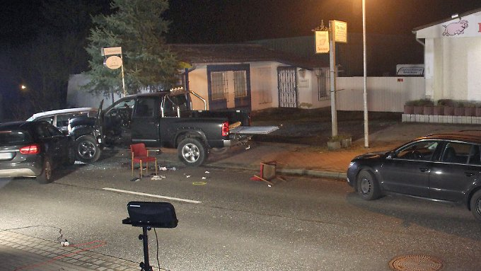 """Die Polizei hatte nach dem Einsatz noch von einer """"Gafährdungslage"""" gesprochen."""