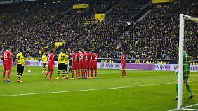 Der BVB duldet keine rechtsextreme Propaganda in seinem Stadion.