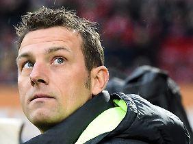 Markus Weinzierl sah vor dem Besuch des FC Liverpool wenig Erbauliches seiner Augsburger.