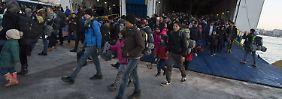 Schengen-Raum: CDU-Wirtschaftsrat will Griechen rauswerfen