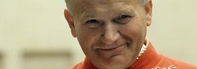 Johannes Pauls innige Freundin: Papst schrieb Briefe mit verheirateter Frau