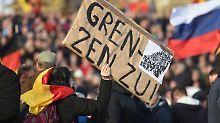 Merkel allein auf weiter Flur?: Vor EU-Gipfel macht sich Skepsis breit