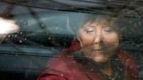 Gegenwind von CSU und Europa: Merkel droht Tiefpunkt ihrer Kanzlerschaft