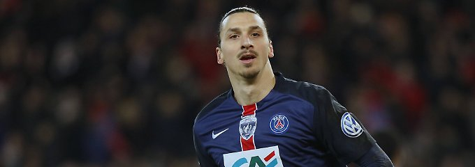 Will auch mal was gewinnen: Zlatan Ibrahimovic.