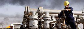 Förderländer greifen am Ölmarkt ein: Russland einigt sich mit der Opec