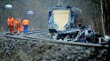 Nach Unglück von Bad Aibling: Bahn plant keine technischen Änderungen