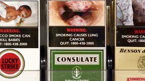 Schockbilder auf Zigarettenpackungen und ein Verbot von Zusatzstoffen - damit wollen die EU-Staaten vor allem Jugendliche davon abhalten, überhaupt mit dem Rauchen zu beginnen.
