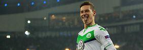 Brilliert, gewackelt, Gent geschlagen: Draxler lässt den VfL Wolfsburg träumen