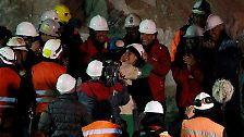 Das Wunder von Chile: Kumpel für Kumpel gerettet