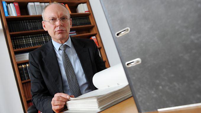 Für Richter Manfred Götzl ist es nicht der erste Befangenheitsantrag - aber vielleicht einer mit Folgen.