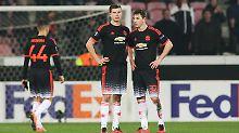 Sevilla arbeitet am EL-Hattrick: Blamage für Man United, Desaster für Rapid