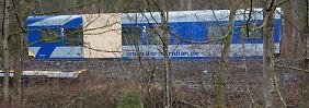 Zugunglück von Bad Aibling: Bahn dementiert Funkloch-Spekulationen