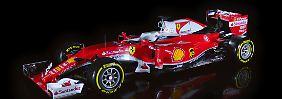 """Mercedes sorgt für kleinen Aufreger: Ferrari stellt seine neue """"Göttin"""" vor"""