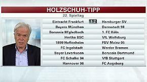"Holzschuh tippt den Spieltag: ""Stuttgarter Siegesfaden reißt"""