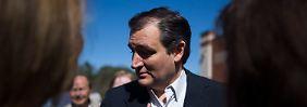 Präsidentschaftskandidat Ted Cruz: Dieser Mann ist schlimmer als Donald Trump
