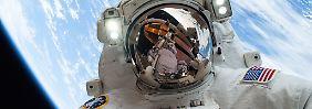Traumjob im Weltall?: Mars-Kandidaten bedrängen die Nasa