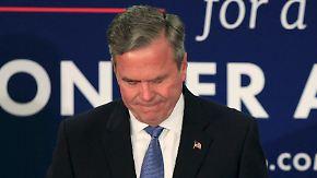 Vorwahlen in South Carolina und Nevada: Clinton und Trump triumphieren, Bush gibt auf