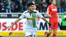 Mahmoud Dahoud bleibt bei Borussia Mönchengladbach - das sagt Manager Max Eberl.