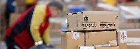 Amazon plant Zustellung in Eigenregie.