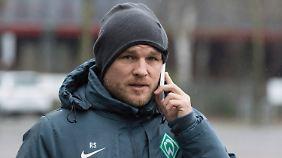 Wird wohl neuer Manager beim FSV Mainz 05: Bremens Rouven Schröder.