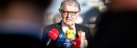 Christoph Strässer kann die Asylpolitik der Bundesregierung nicht mit seiner Glaubwürdigkeit vereinbaren.